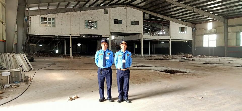 Triển khai dịch vụ bảo vệ chuyên nghiệp tại Công ty Cổ Phần Ô Tô Thành An Long Biên tại Cầu Diễn, Bắc Từ Liêm Hà Nội.