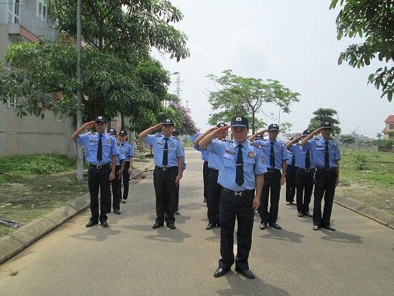 Triển khai dịch vụ bảo vệ chuyên nghiệp tại Công ty TNHH KL TECHNOLOGIES - KCN Quang Minh- Hà Nội