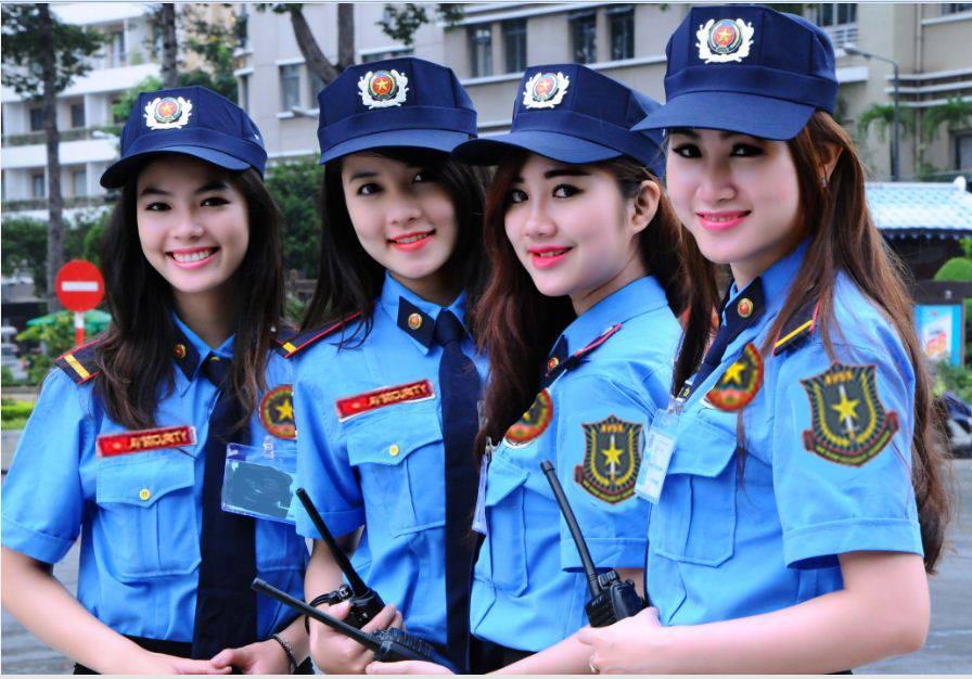 Triển khai dịch vụ bảo vệ chuyên nghiệp tại Sân bay quốc tế Nội Bài - Hà Nội