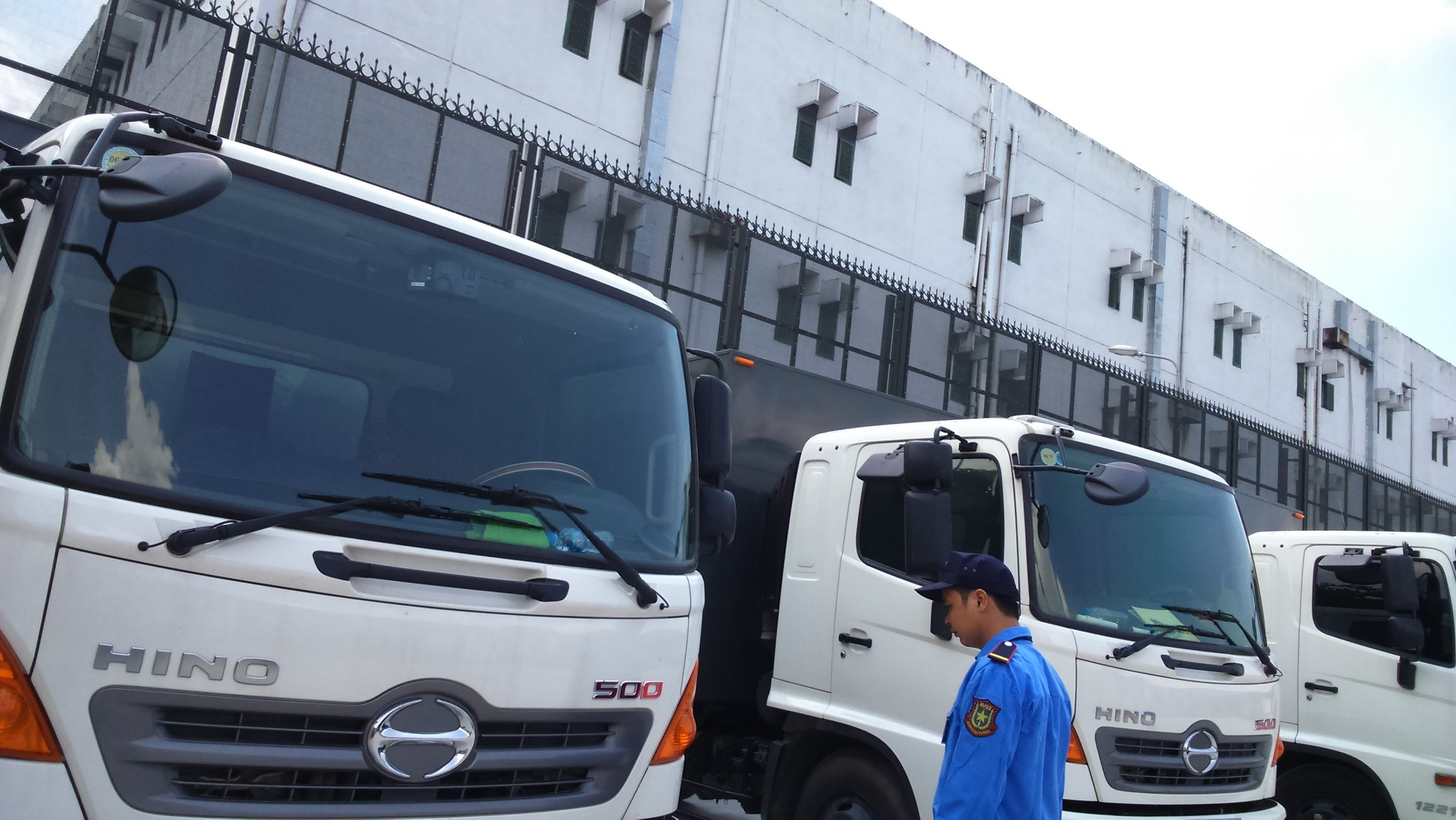 Triển khai dịch vụ bảo vệ chuyên nghiệp tại Cục phát hành và kho quỹ - Ngân hàng Nhà nước Việt Nam