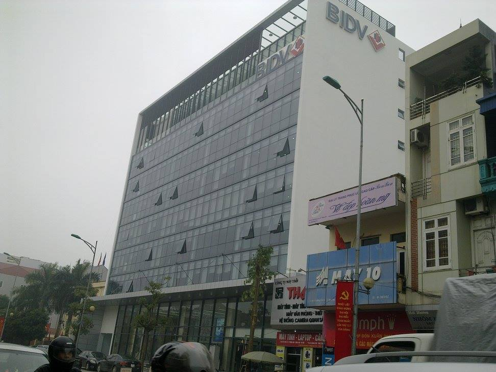 Ngân hàng BIDV Đông Anh Hà Nội