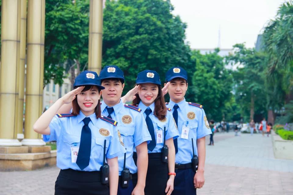 Triển khai dịch vụ bảo vệ chuyên nghiệp tại Trường Cao Đẳng Công Nghệ và Kinh Tế Hà Nội ( Bộ Nông Nghiệp & Phát Triển Nông Thôn)  Đông Xuân -Sóc Sơn - Hà Nội.