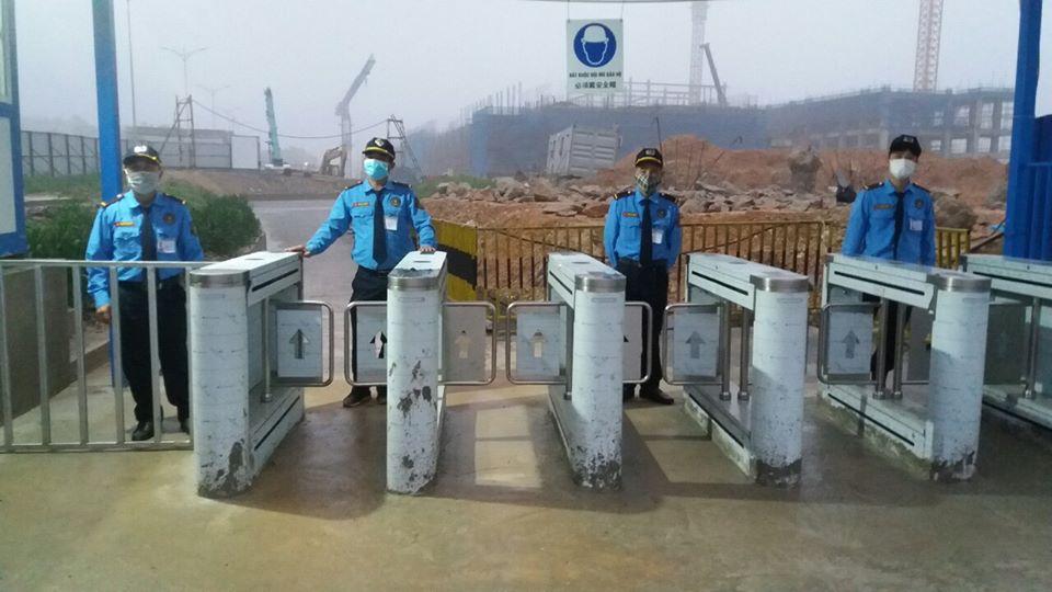Triển khai dịch vụ bảo vệ chuyên nghiệp tại Công ty TNHH TOGI Việt Nam KCN Quang Minh - Hà Nội.